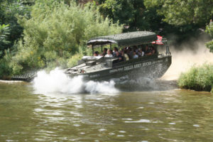 Dells Duck Tours as presented by Meadowbrook Resort & Dells Packages in Wisconsin Dells