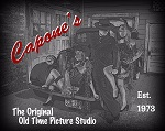 Capone's Old Time Picture Studio As Presented By Meadowbrook Resort & Dells Packages In Wisconsin Dells
