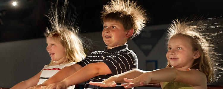 Hair Raising Experiences As Presented By Meadowbrook Resort & Dells Packages In Wisconsin Dells