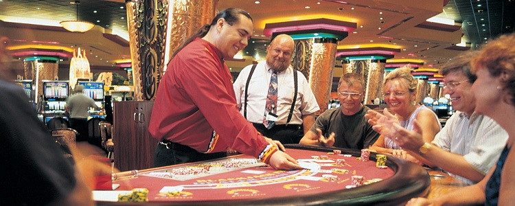Casino Packages As Presented By Meadowbrook Resort & Dells Packages In Wisconsin Dells