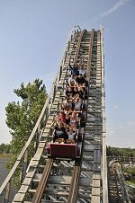 Timber Falls Adventure Park As Presented By Meadowbrook Resort & Dells Packages In Wisconsin Dells